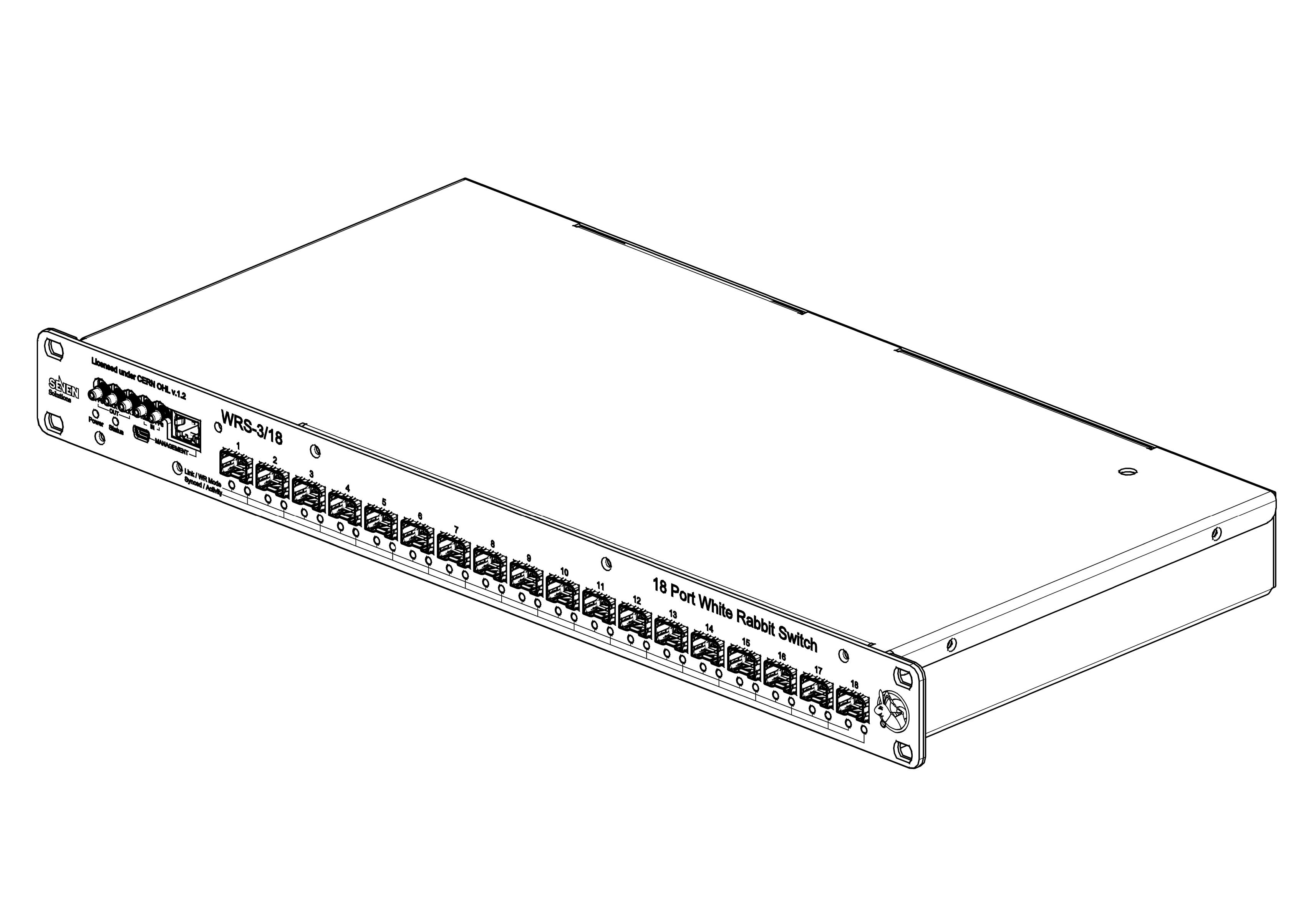Versión 4-1-4-Isometric view